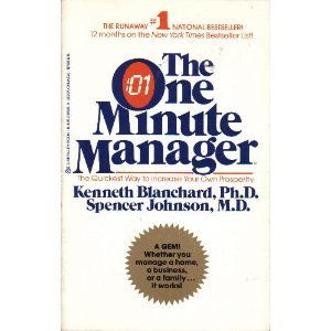 9780425085264: The One Minute Manager