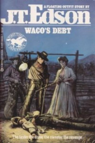 9780425085288: Waco's Debt (Floating Outfit)