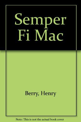 9780425086230: Semper Fi Mac