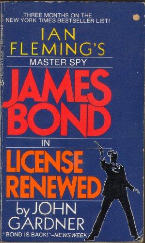 License Renewed: John E. Gardner