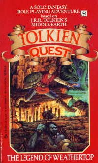 9780425086865: Legend of Weathertop (Tolkien Quest)