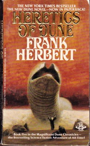 9780425087329: Heretics of Dune