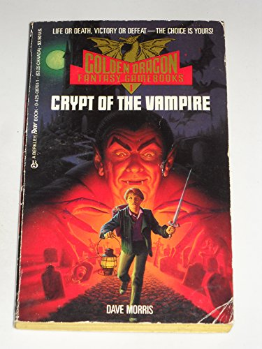 9780425087619: Crypt of the Vampire (Golden Dragon)