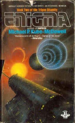 9780425087671: Enigma (Book 2 of the Trigon Disunity)
