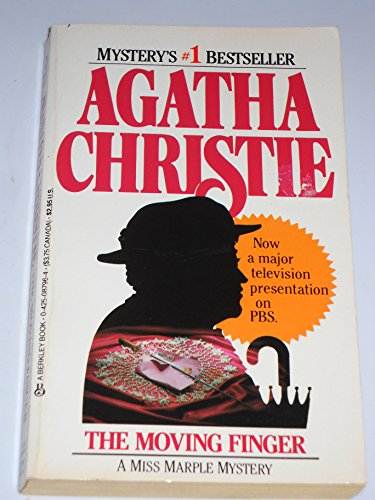 The Moving Finger: Christie, Agatha