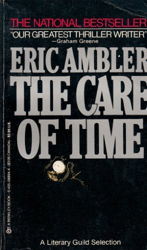 9780425088944: The Care of Time