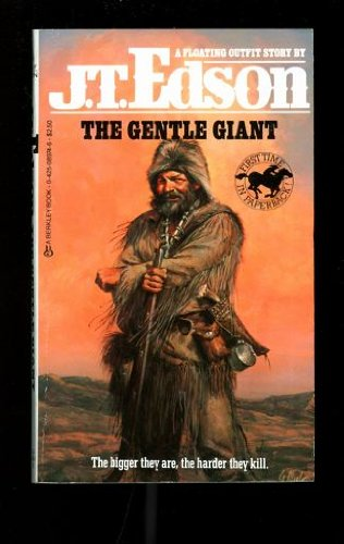 9780425089743: The Gentle Giant (Floating Outfit)