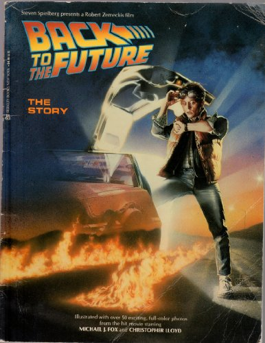 9780425089750: Back to the Future: The Story
