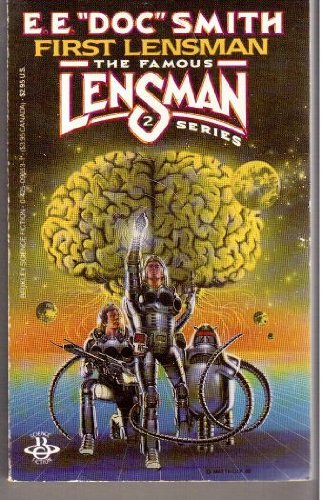 9780425090534: First Lensman