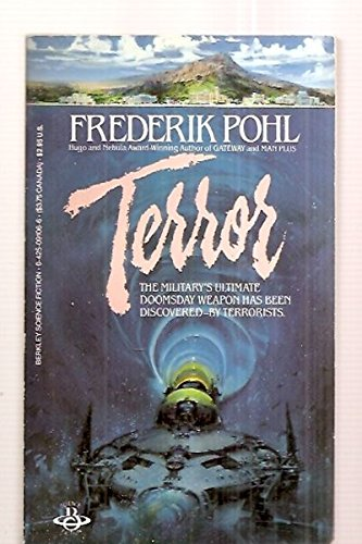 Terror (0425091066) by Frederik Pohl