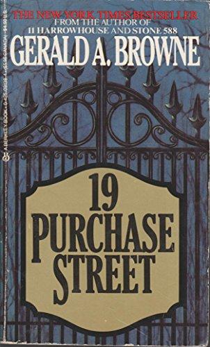 9780425091388: 19 Purchase Street