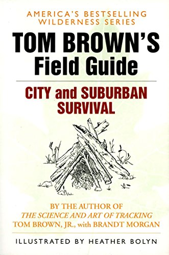9780425091722: Tom Brown's Field Guide to City and Suburban Survival