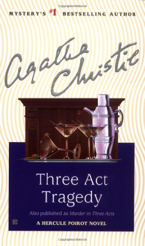 9780425091807: Three Act Tragedy (Hercule Poirot Mysteries)