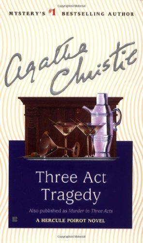 9780425091807: Three Act Tragedy