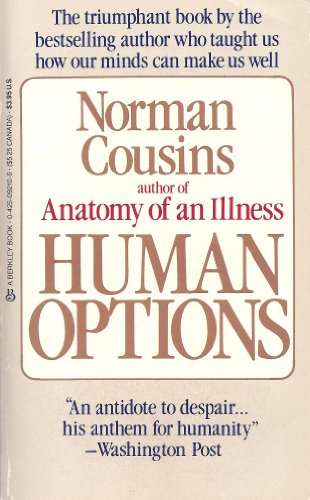 Image result for Norman Cousins Human Options