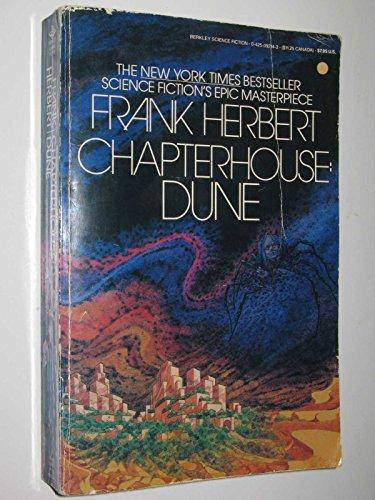 9780425092149: Chapterhouse : Dune