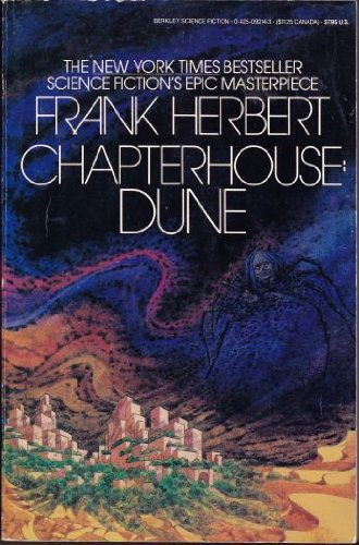 9780425092149: Chapterhouse: Dune (Dune Chronicles, Book 6)