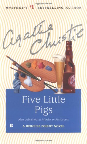 9780425093252: Five Little Pigs (Also published as Murder In Retrospect)