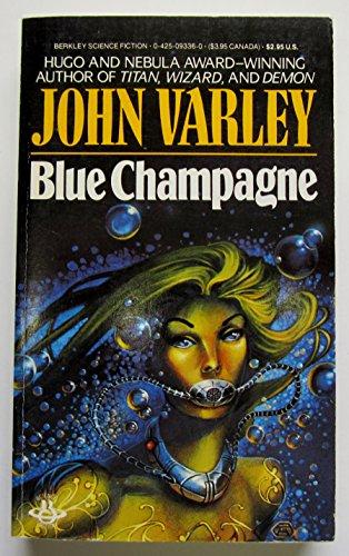 9780425093368: Title: Blue Champagne