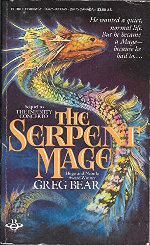 9780425093375: The Serpent Mage