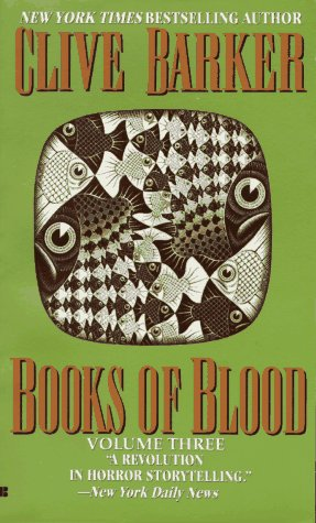 Clive Barker's Books of Blood (Clive Barker's Books of Blood)