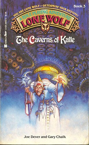 9780425093573: The Caverns of Kalte (Lone Wolf)