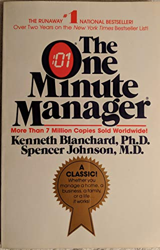 9780425093986: The One Minute Manager
