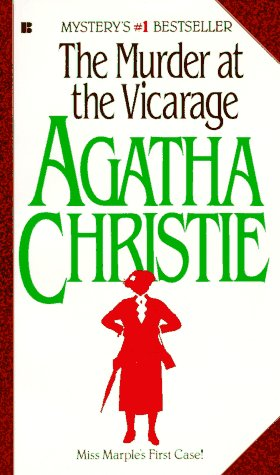 9780425094532: The Murder at the Vicarage (Agatha Christie Mysteries Collection)