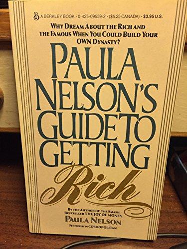 Paula Nelsons Gd/rich: Nelson, Paula