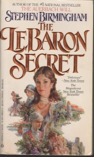 9780425096338: Lebaron Secret