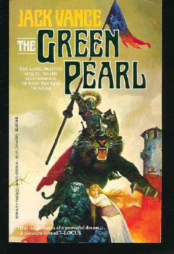 9780425096369: The Green Pearl (Lyonesse)