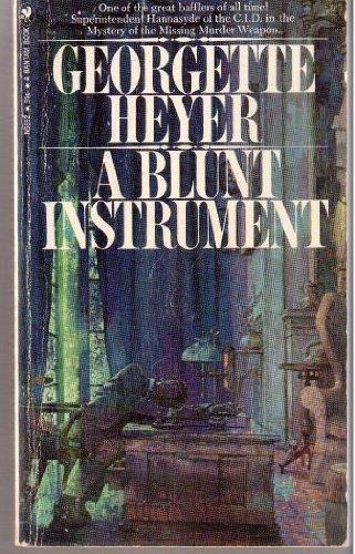 9780425096413: A Blunt Instrument (Berkley prime crime mystery)