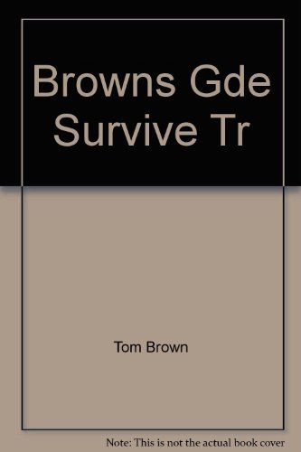 9780425096505: Browns Gde Survive Tr