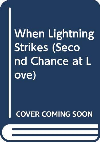 9780425096901: When Lightning Strikes (Second Chance at Love)