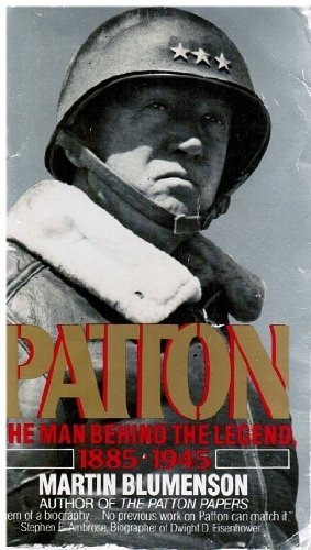 9780425097038: Patton: The Man Behind the Legend (1885-1945)