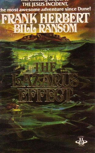 Lazarus Effect (1987, Paperback)