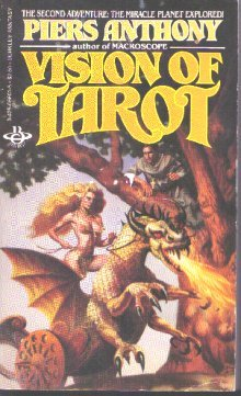 9780425098004: Vision of Tarot