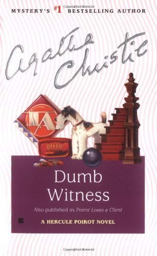 9780425098547: Dumb Witness (Hercule Poirot)