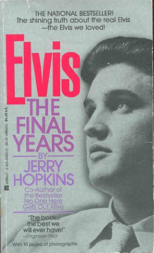 9780425098806: Elvis: The Final Years