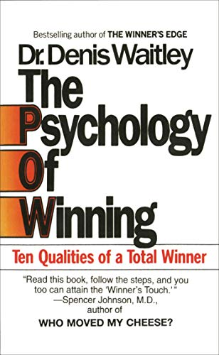 9780425099995: The Psychology of Winning: Ten Qualities of a Total Winner
