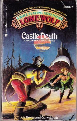 9780425100141: Castle Death (Lone Wolf, Book 7)
