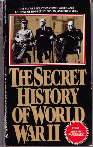 9780425100455: The Secret History of WWII