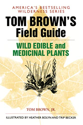 9780425100639: Tom Brown's Guide to Wild Edible and Medicinal Plants: The Key to Nature's Most Useful Secrets (Field Guide)