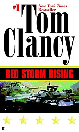 Red Storm Rising (SUPERB COPY--FIRST PAPERBACK EDITION)