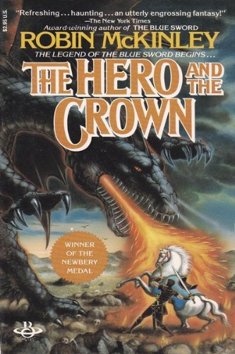 9780425101490: Hero and Crown