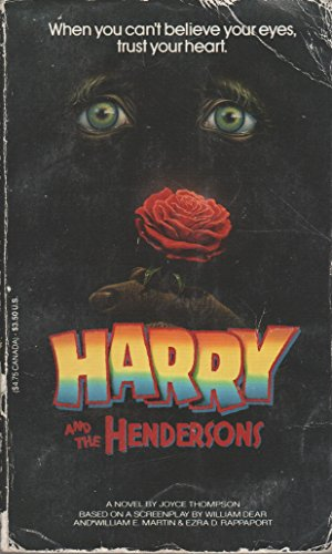 9780425101551: Harry and the Hendersons