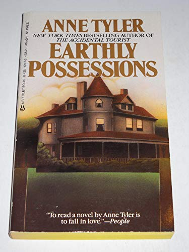 9780425101674: Earthly Possessions
