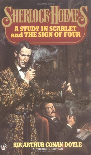 9780425102404: A Study in Scarlet and The Sign of Four (Sherlock Holmes)