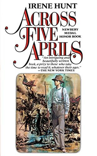 9780425102411: Across Five Aprils