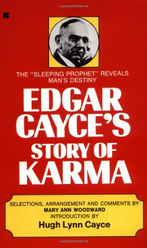 9780425102466: Edgar Cayce's Story of Karma